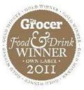 Great Taste Award 2011