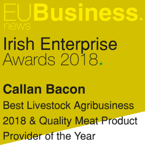Irish Enterprise Awards Winners
